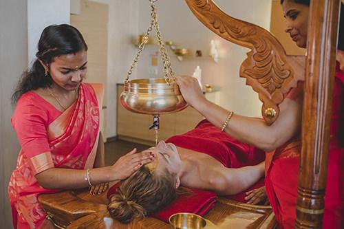 wellnessangebot ayurveda