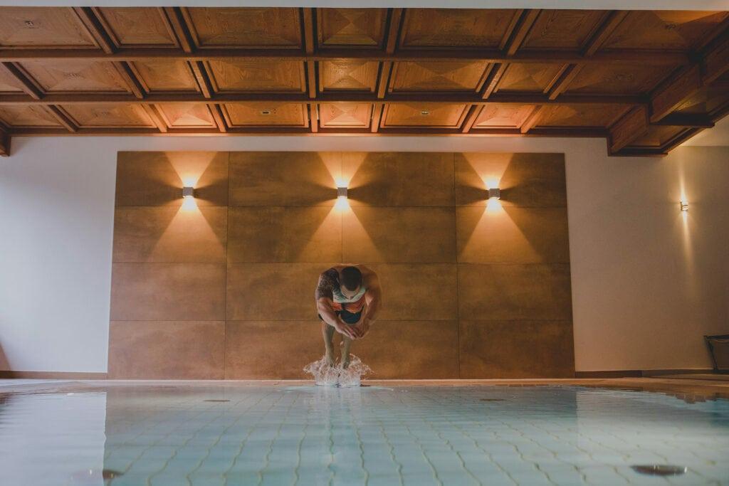 wellnesshotel bayern schwimmen