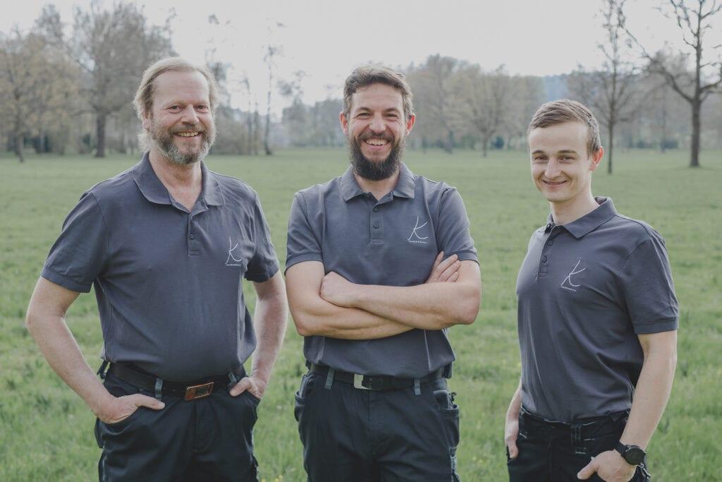 house technicians team kunzmanns