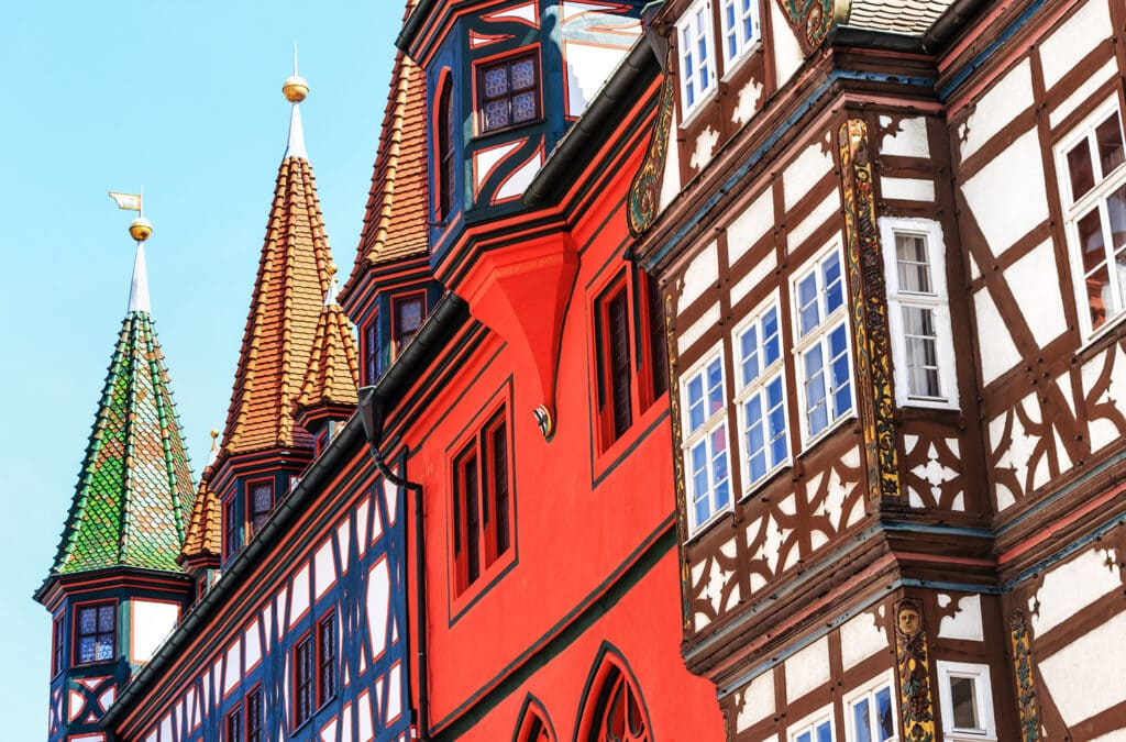 old town hall in fulda