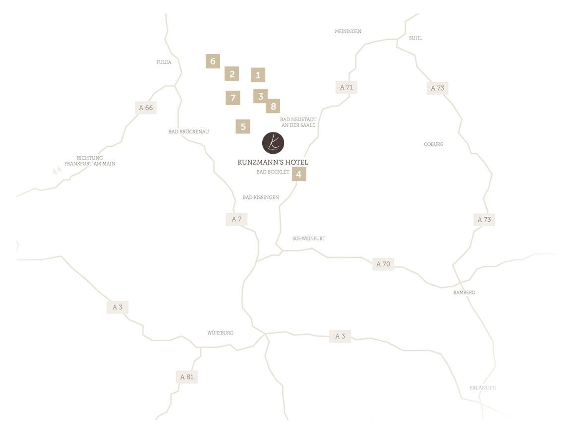 ausflugsziele rhoen karte skizze