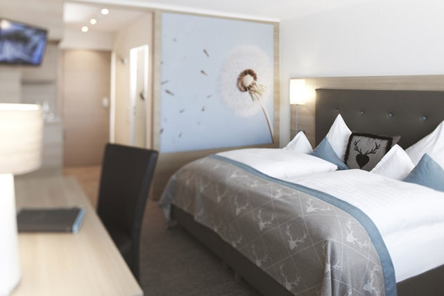 classic double room wellness hotel bavaria