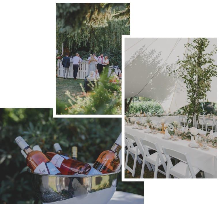 garden wedding bavaria wedding location