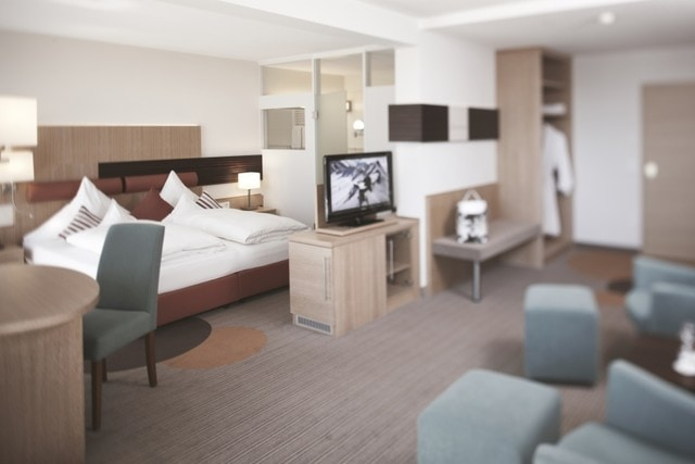 junior suite wellness hotel bavaria