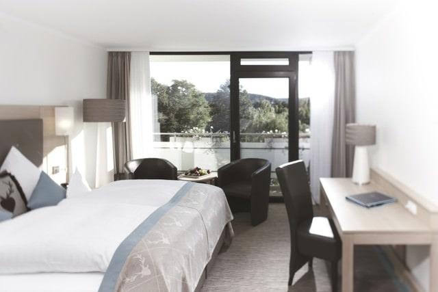 comfort double room wellness hotel bavaria