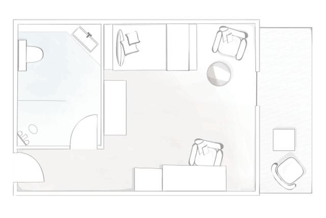 kunzmanns classic single room sketch wellness hotel bavaria